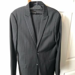 Express suit 38R with 32/30 pants